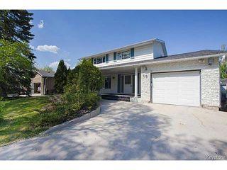 Photo 1: 19 Montcalm Crescent in WINNIPEG: West Kildonan / Garden City Residential for sale (North West Winnipeg)  : MLS®# 1513797