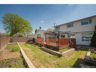 Photo 20: 19 Montcalm Crescent in WINNIPEG: West Kildonan / Garden City Residential for sale (North West Winnipeg)  : MLS®# 1513797