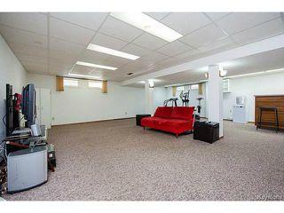 Photo 16: 19 Montcalm Crescent in WINNIPEG: West Kildonan / Garden City Residential for sale (North West Winnipeg)  : MLS®# 1513797