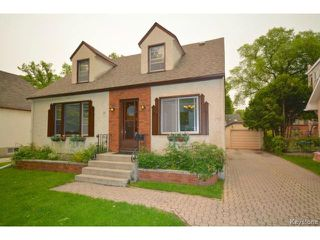Photo 1: Hazel Dell Avenue in Winnipeg: Residential for sale : MLS®# 1515784