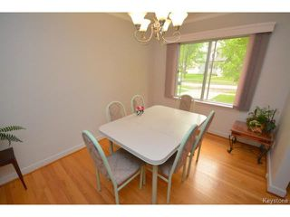 Photo 5: Hazel Dell Avenue in Winnipeg: Residential for sale : MLS®# 1515784