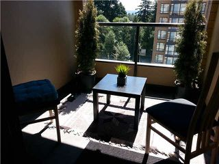 """Photo 6: 803 7368 SANDBORNE Avenue in Burnaby: South Slope Condo for sale in """"MAYFAIR PLACE"""" (Burnaby South)  : MLS®# V1134090"""