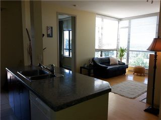 """Photo 4: 803 7368 SANDBORNE Avenue in Burnaby: South Slope Condo for sale in """"MAYFAIR PLACE"""" (Burnaby South)  : MLS®# V1134090"""