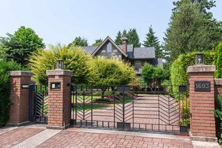 Photo 2: 1603 MATTHEWS Avenue in Vancouver: Shaughnessy House for sale (Vancouver West)  : MLS®# R2028167
