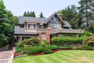 Photo 1: 1603 MATTHEWS Avenue in Vancouver: Shaughnessy House for sale (Vancouver West)  : MLS®# R2028167