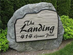 "Photo 1: 206 414 GOWER POINT Road in Gibsons: Gibsons & Area Condo for sale in ""THE LANDING"" (Sunshine Coast)  : MLS®# R2082723"