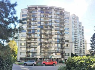 "Photo 1: 1103 620 SEVENTH Avenue in New Westminster: Uptown NW Condo for sale in ""CHARTER HOUSE"" : MLS®# R2114923"