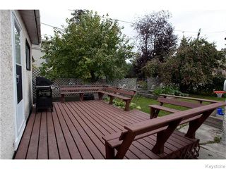 Photo 18: 209 Thomas Berry Street in Winnipeg: St Boniface Residential for sale (2A)  : MLS®# 1627237
