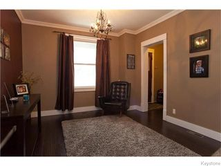 Photo 6: 209 Thomas Berry Street in Winnipeg: St Boniface Residential for sale (2A)  : MLS®# 1627237