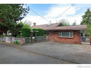 Photo 1: 2864 Wyndeatt Avenue in VICTORIA: SW Gorge Single Family Detached for sale (Saanich West)  : MLS®# 371606