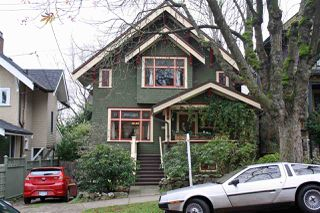 Photo 1: 2528 ALBERTA Street in Vancouver: Mount Pleasant VW House for sale (Vancouver West)  : MLS®# R2123361