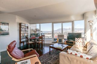 "Photo 6: 1105 1565 W 6TH Avenue in Vancouver: False Creek Condo for sale in ""6th & Fir"" (Vancouver West)  : MLS®# R2138649"