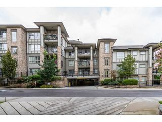 "Photo 2: 406 8717 160 Street in Surrey: Fleetwood Tynehead Condo for sale in ""VERNAZZA"" : MLS®# R2140491"