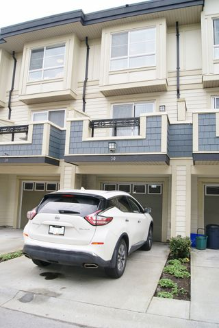 """Photo 17: 30 19477 72A Avenue in Surrey: Clayton Townhouse for sale in """"SUN at 72"""" (Cloverdale)  : MLS®# R2150537"""
