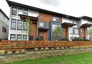 """Photo 1: 40 2687 158 Street in Surrey: Grandview Surrey Townhouse for sale in """"The Jacobsen"""" (South Surrey White Rock)  : MLS®# R2159353"""