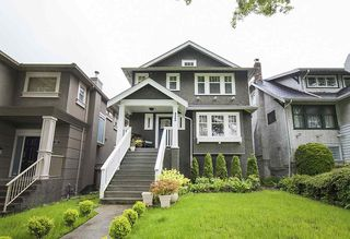 "Photo 1: 3560 W 18TH Avenue in Vancouver: Dunbar House for sale in ""Dunbar"" (Vancouver West)  : MLS®# R2166225"