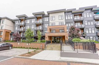 """Main Photo: 117 20078 FRASER Highway in Langley: Langley City Condo for sale in """"Varsity"""" : MLS®# R2191562"""