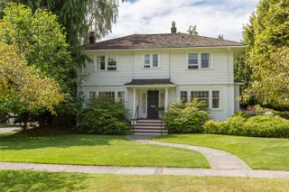 Photo 1: 6991 WILTSHIRE STREET in Vancouver: South Granville House for sale (Vancouver West)  : MLS®# R2187101