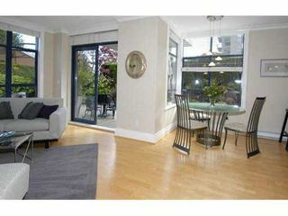 Photo 9: 101 1725 BALSAM Street in Vancouver: Kitsilano Condo for sale (Vancouver West)  : MLS®# V968732