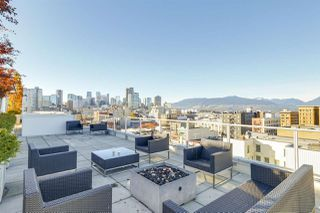 "Photo 14: 711 189 KEEFER Street in Vancouver: Downtown VE Condo for sale in ""KEEFER BLOCK"" (Vancouver East)  : MLS®# R2217434"