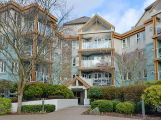 Photo 1: 103 490 Marsett Place in VICTORIA: SW Royal Oak Condo Apartment for sale (Saanich West)  : MLS®# 384788