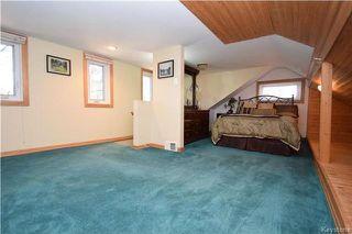 Photo 11: 219 Oakland Avenue in Winnipeg: North Kildonan Residential for sale (3F)  : MLS®# 1729539