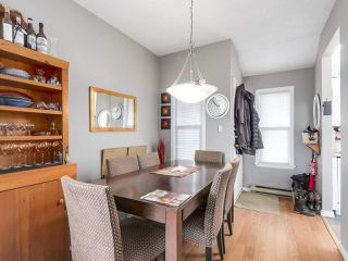 Photo 5: 9 1606 W 10TH Avenue in Vancouver: Fairview VW Condo for sale (Vancouver West)  : MLS®# R2224878
