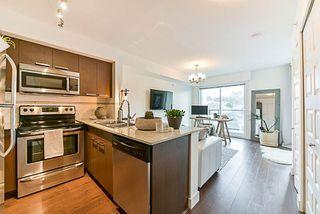"Photo 1: 608 13883 LAUREL Drive in Surrey: Whalley Condo for sale in ""Emerald Heights"" (North Surrey)  : MLS®# R2229693"