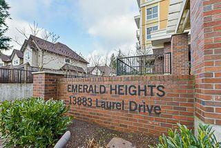 "Photo 14: 608 13883 LAUREL Drive in Surrey: Whalley Condo for sale in ""Emerald Heights"" (North Surrey)  : MLS®# R2229693"