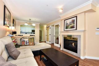 """Photo 1: 95 6588 SOUTHOAKS Crescent in Burnaby: Highgate Condo for sale in """"Tudor Grove"""" (Burnaby South)  : MLS®# R2242893"""