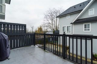 "Photo 19: 2 8476 207A Street in Langley: Willoughby Heights Townhouse for sale in ""YORK By Mosaic"" : MLS®# R2244796"