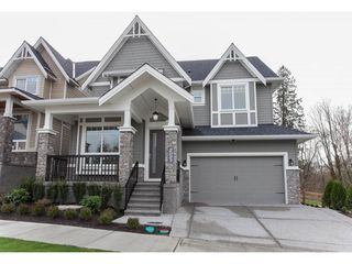 Photo 1: 2923 161A Street in Surrey: Grandview Surrey House for sale (South Surrey White Rock)  : MLS®# R2163769
