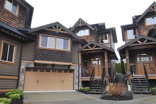 "Main Photo: 42 24185 106B Avenue in Maple Ridge: Albion Townhouse for sale in ""TRAILS EDGE"" : MLS®# R2251934"