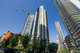 Main Photo: 2409 501 PACIFIC Street in Vancouver: Downtown VW Condo for sale (Vancouver West)  : MLS®# R2265727