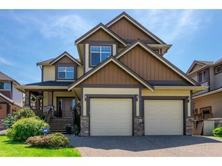 """Photo 1: 20618 98 Avenue in Langley: Walnut Grove House for sale in """"Derby Hill"""" : MLS®# R2268676"""