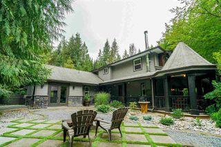 Main Photo: 12401 DEWDNEY TRUNK Road in Mission: Steelhead House for sale : MLS®# R2296703