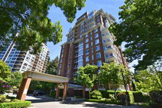 """Photo 1: 1700 5615 HAMPTON Place in Vancouver: University VW Condo for sale in """"The Balmoral"""" (Vancouver West)  : MLS®# R2299628"""