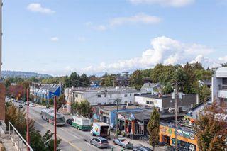 "Photo 17: 510 2228 W BROADWAY in Vancouver: Kitsilano Condo for sale in ""THE VINE"" (Vancouver West)  : MLS®# R2306982"