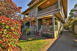 Photo 2: 2 1009 Southgate Street in VICTORIA: Vi Fairfield West Townhouse for sale (Victoria)  : MLS®# 400633