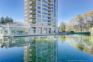 "Main Photo: 202 3070 GUILDFORD Way in Coquitlam: North Coquitlam Condo for sale in ""LAKESIDE TERRACE"" : MLS®# R2323618"