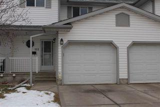 Main Photo: 111 4302 48 Street: Leduc Townhouse for sale : MLS®# E4136938