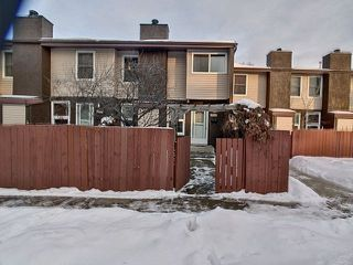 Main Photo: 17119 109 Street in Edmonton: Zone 27 Townhouse for sale : MLS®# E4140511