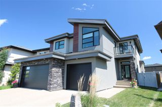 Photo 1: 3157 CAMERON HEIGHTS Way in Edmonton: Zone 20 House for sale : MLS®# E4148030