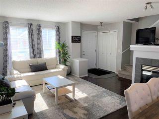 Photo 2: 7218 19A Avenue in Edmonton: Zone 53 House Half Duplex for sale : MLS®# E4148266