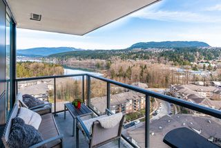 "Photo 12: 2106 651 NOOTKA Way in Port Moody: Port Moody Centre Condo for sale in ""SAHALEE"" : MLS®# R2352811"