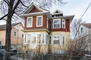 Photo 1: 455 Burrows Avenue in Winnipeg: Residential for sale (4A)  : MLS®# 1906963