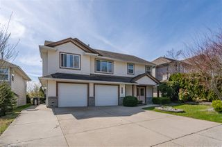 "Photo 1: 8045 D'HERBOMEZ Drive in Mission: Mission BC House for sale in ""College Heights"" : MLS®# R2353591"