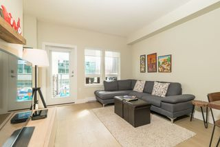 "Photo 2: 312 1768 E 55A Street in Delta: Cliff Drive Townhouse for sale in ""CITY HOMES"" (Tsawwassen)  : MLS®# R2357231"
