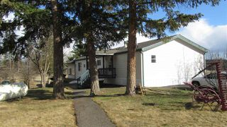 Main Photo: 7663 24 (LITTLE FORT) Highway in Lone Butte: Lone Butte/Green Lk/Watch Lk Manufactured Home for sale (100 Mile House (Zone 10))  : MLS®# R2358237