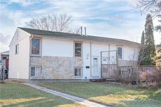 Photo 1: 40 Snowdon Avenue in Winnipeg: Valley Gardens Residential for sale (3E)  : MLS®# 1908903
